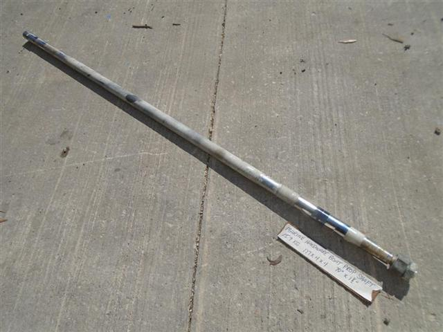 "34 Bayliner Avanti Propeller Shaft 70""x 1 1/2"""