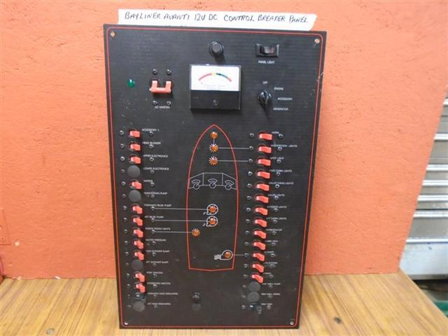 Bayliner-Avanti-12V-DC-Breaker-Control-Panel Three Battery Boat Wiring Diagram on marine dual, ford think, series parallel, perko dual, ranger dual,