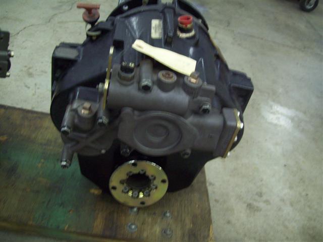 Borg-Warner V drive transmission 2002-000-003 1 5 Borg