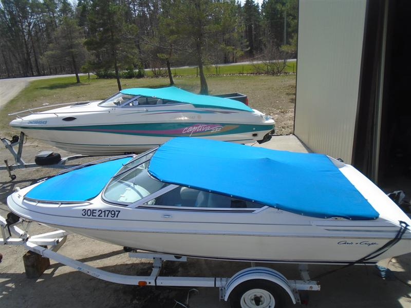 Chris craft concept 185 19 39 bowrider 1994 chris craft for Chris craft boat accessories