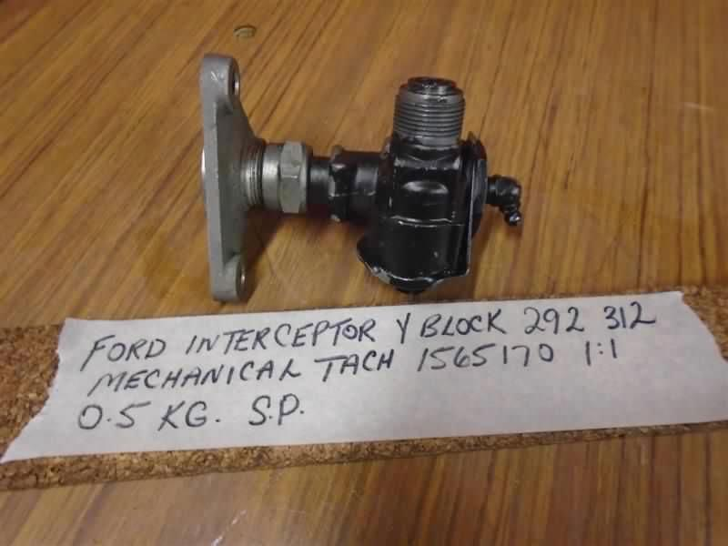 1962 Ford Interceptor Y Block Mechanical Tach Drive Gear