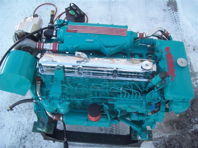 Ford Sabre 255C Diesel Ford Lehman Perkins Sabre 255C Marine