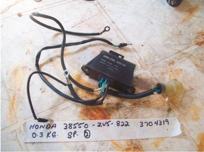 HONDA TRIM TILT RELAY 38550-ZV5-8230 - Click Image to Close