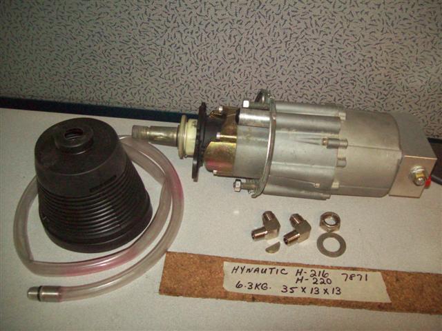 Hynautic Steering Pump With Tilt H 216 H 220 Helm Kit