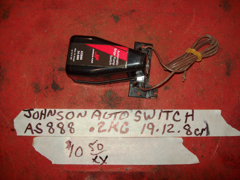 Johnson float switch AS888