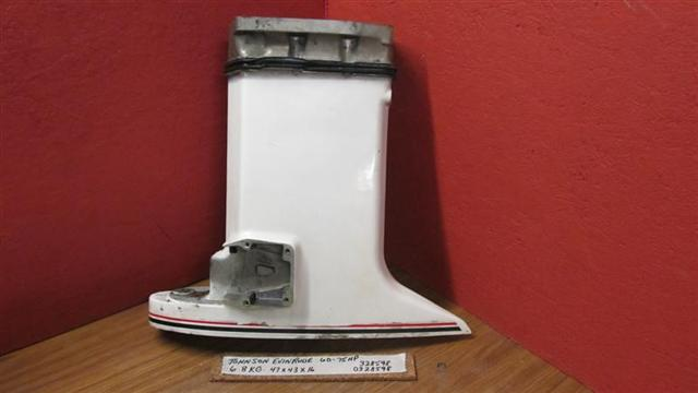 Johnson Evinrude 60-75HP 1985-90 Outer Exhaust Housing 328598