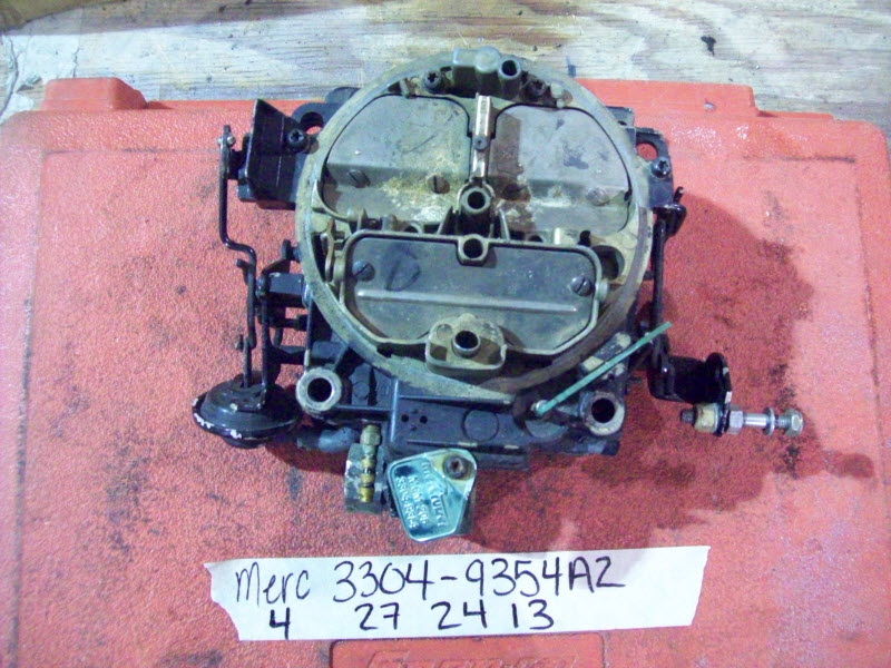 Used Mercruiser Carburetor 3304