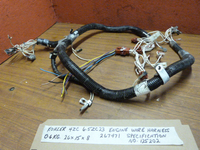 kohler 4cz 6 5cz23 engine wire harness 267471 kohler marine kohler engine starter kohler 4cz 6 5cz23 engine wire harness 267471 larger image