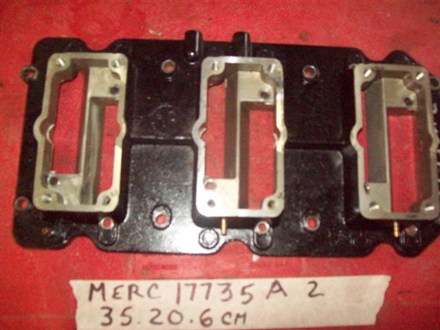 Mercury 17735A 2, 17735A2 adapter plate