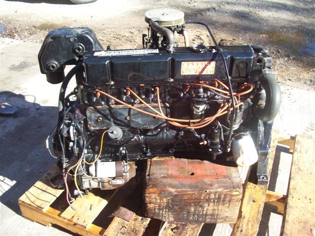 MerCruiser 165 Motor Engine for sale MerCruiser Motor Engine 165 250 ...