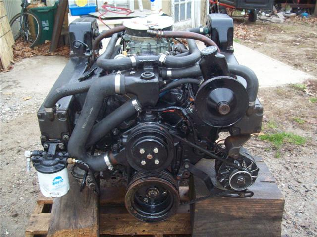 Mercruiser 260 V8 Engine Motor For Sale Mercruiser 260 V8