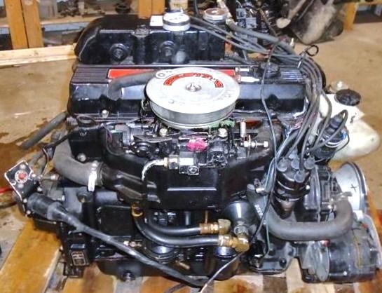 Mercruiser 37lx Engine For Sale 470 Motor