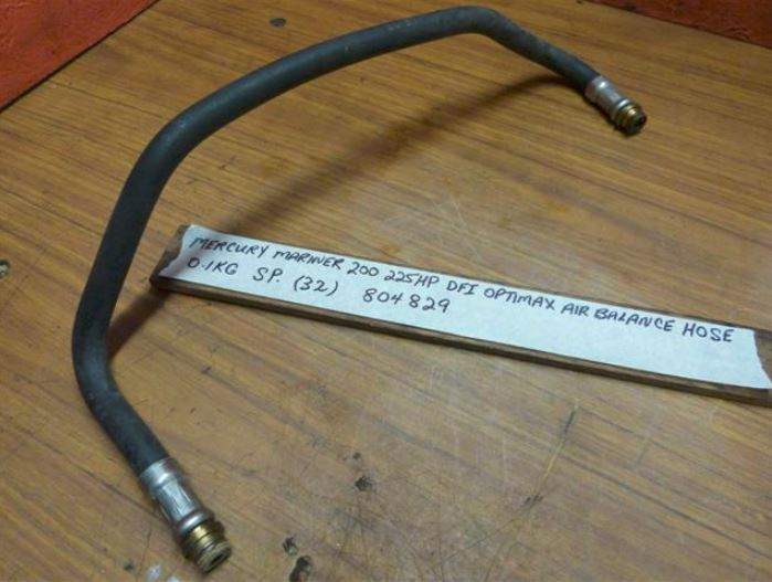 Mercury air balance hose 804829, 889313 - Click Image to Close