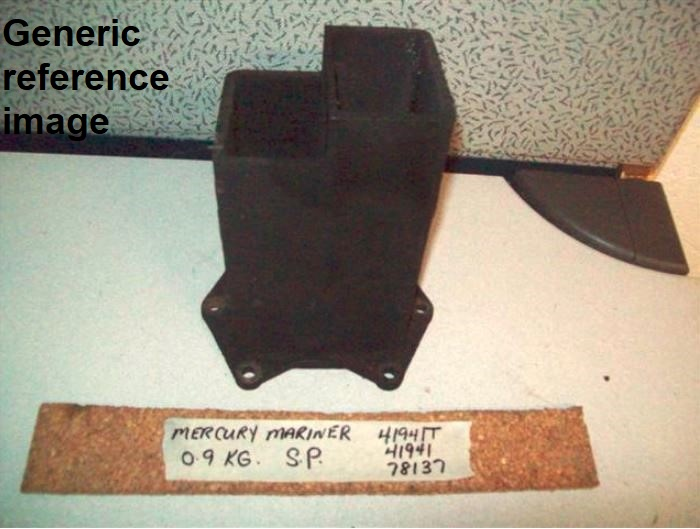Mercury Ignition Coil Assembly 336-4592A2