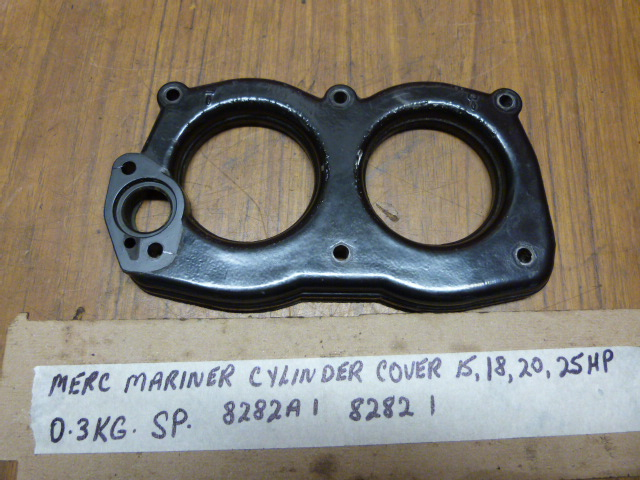 Mercury 15 18 20 25HP Cylinder Cover 8282A 1