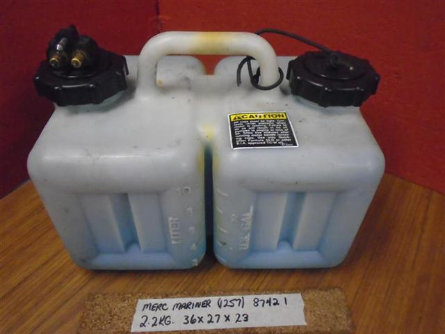 Mercury Mariner Remote Oil Tank 1257 8742 1, 8742 1 Mercury