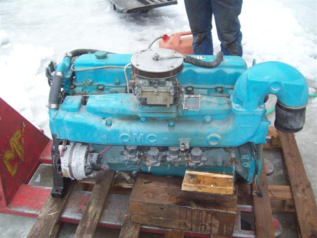 Omc Used Boat Parts