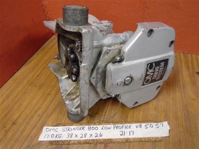 OMC 800 5 0 Upper Unit, 982487 OMC Stringer 800 V8 5 0 5 7
