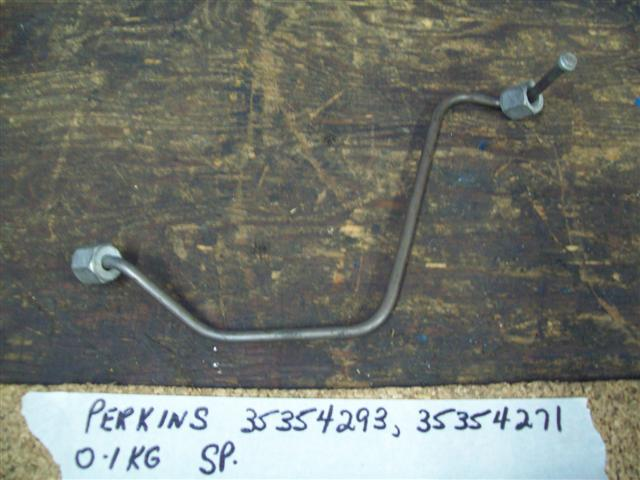 Perkins Fuel Injector Line 35354293, 35354271, 35343027 Perkins Fuel