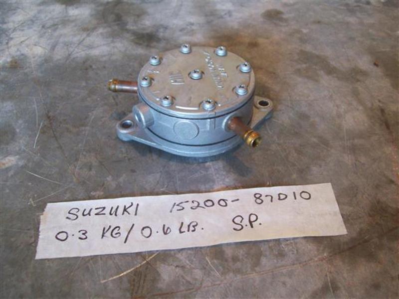 used boat parts outboard motor & components Suzuki Dt150 Fuel Diagram suzuki dt225 dt200 dt150 fuel pump assembly 15200 87d10 suzuki dt 150 wiring diagram