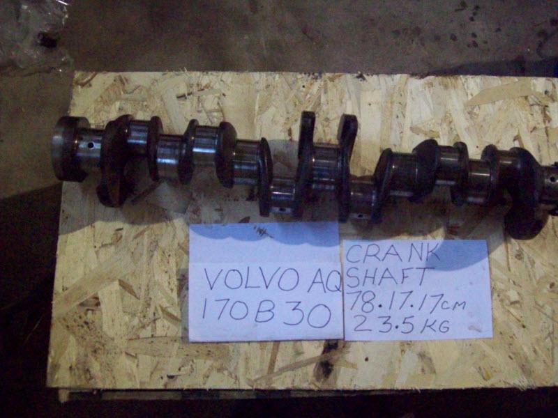 volvo AQ170 AQ165 B30 164 oil pan inline 6 cylinder