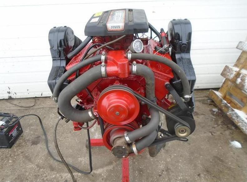 volvo penta 4 3 v6 engine  volvo  free engine image for