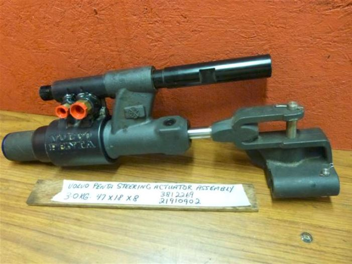 Volvo Penta Power Steering Actuator 3812269, 21910902