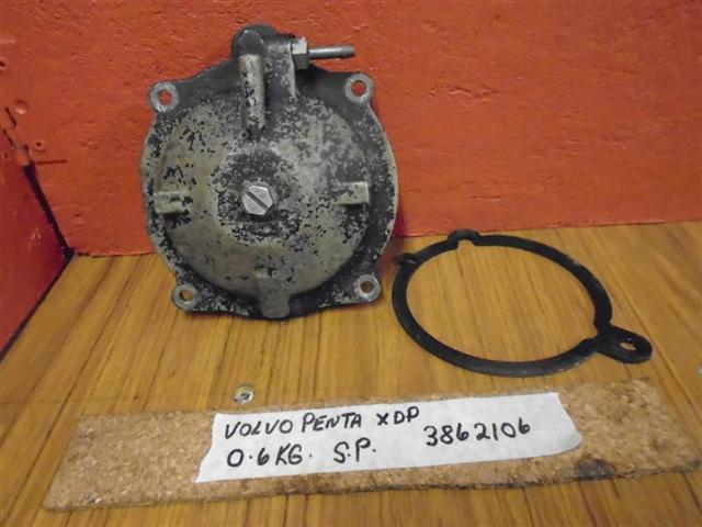 Volvo Penta XDP Sterndrive Housing Top Cover 3862106