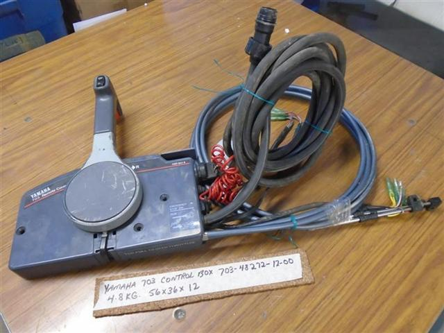 Yamaha 703 remote control box wiring diagram circuit and for Yamaha 703 remote control assembly